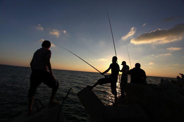 إغلاق البحر أمام الصيادين في غزة لصعوبة الأحوال الجوية