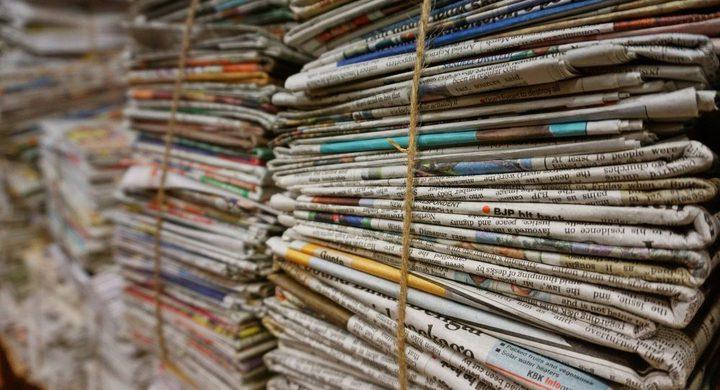 تكريم موزع صحف في الإمارات
