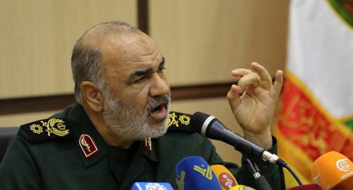 قائد الحرس الثوري: الأوامر صدرت.. سننتقم بشدة