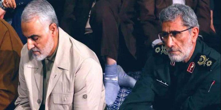 الميادين: قاآني يلتقي قادة الفصائل الفلسطينية في طهران