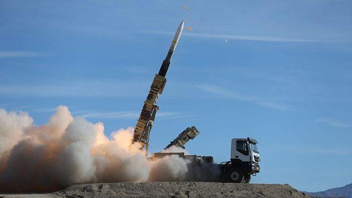 إيران تعلن عن قصف قاعدة عين الأسد الأمريكية في العراق