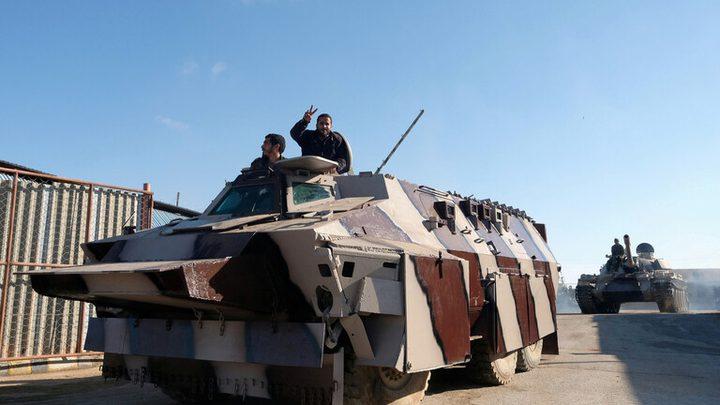 حكومة السراج تكشف سبب انسحابها من مدينة سرت الليبية
