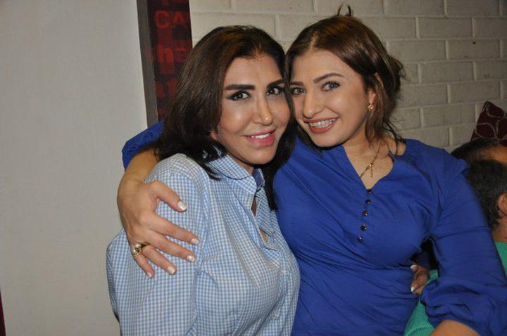 الفنانة نادية سلامة تنجو من الموت