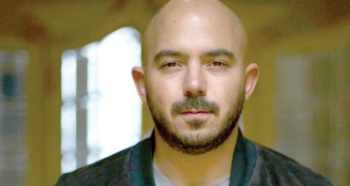 الفنان محمود العسيلي يعلن عقد قرانه على أمنية عبد المنعم
