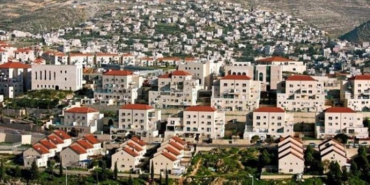 الأردن يدين قرار الاحتلال بناء 1936 وحدة استيطانية جديدة في الضفة