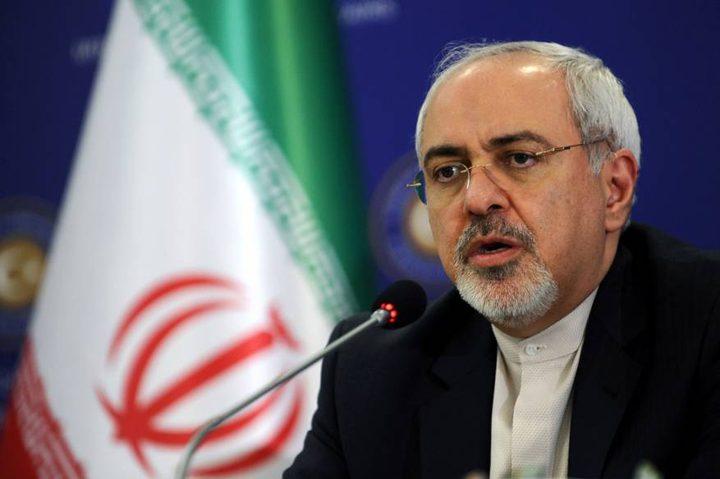 وزير الخارجية الإيراني:  أمريكا سطّرت نهاية تواجدها في المنطقة