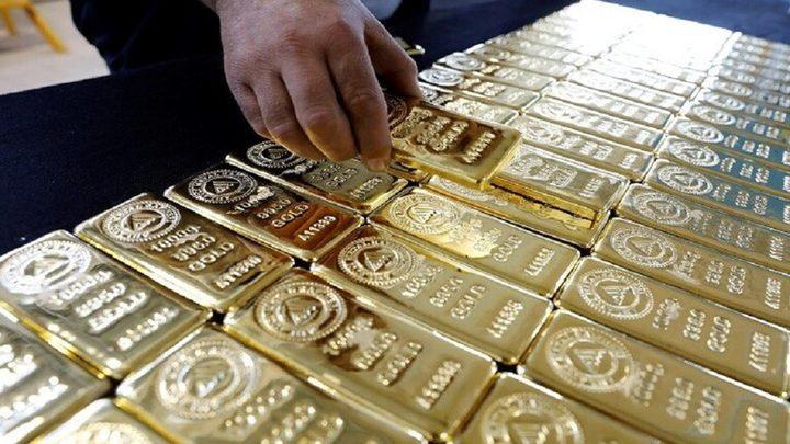 ارتفاع أسعار الذهب لأعلى مستوى منذ شهرين