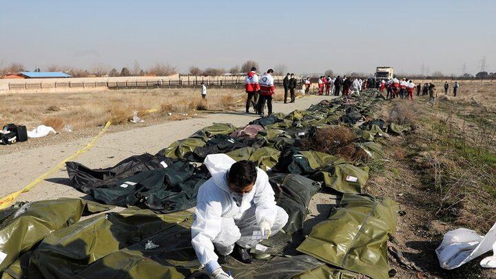 إيران ترفض تسليم الصندوق الاسود للطائرة الاوكرانية