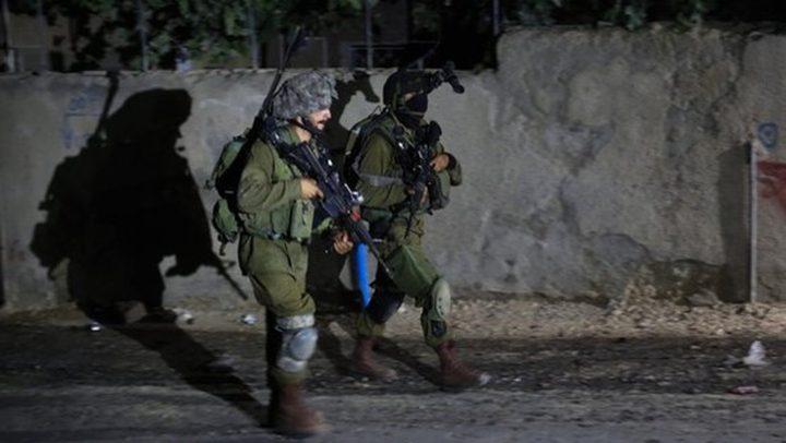 قوات الاحتلال تعتقل أمين سر فتح في بيت عوا