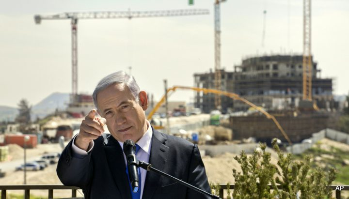 """خبراء: تجميد نتنياهو 200 وحدة استيطانية في القدس """"قرار تكتيكي"""""""