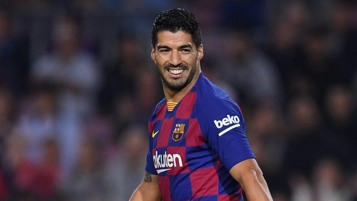 لويس سواريز أفضل لاعب في شهر كانون الأول الماضي