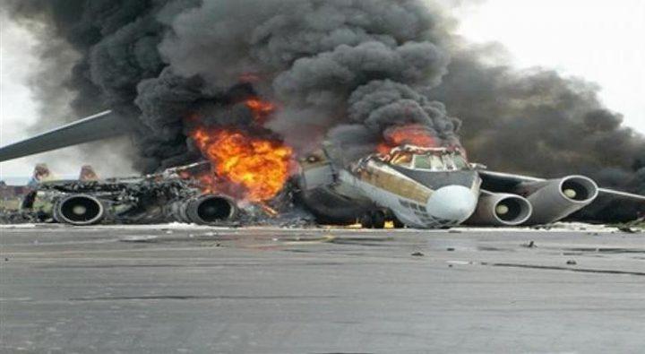 مصرع 180 شخصا جراء تحطم طائرة أوكرانية في طهران
