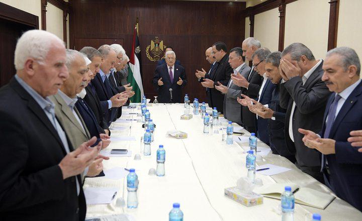اجتماع طارئ لمركزية فتح من أجل بحث ملف ضم الاحتلال للأغوار