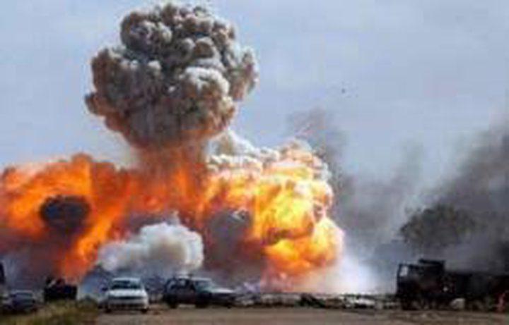 مقتل 4 جنود بانفجار سيارة شمال شرقي سوريا