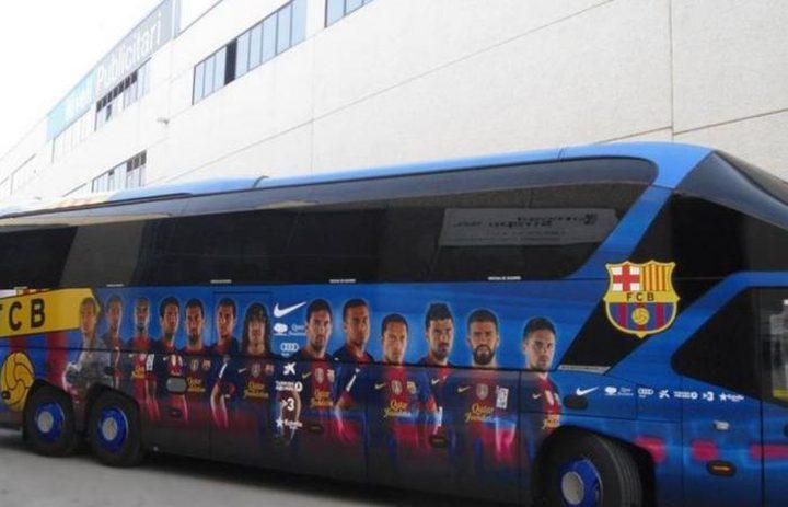 برشلونة يستعد لمواجهة أتلتيكو مدريد