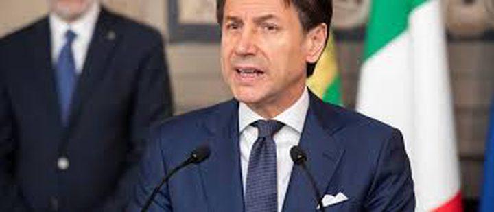 إيطاليا: الحل الوحيد لازمة ليبيا سياسي