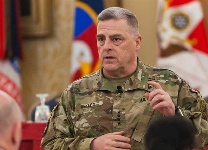 ميلي: الهدف من الهجوم الإيراني قتل عسكريين أمريكيين