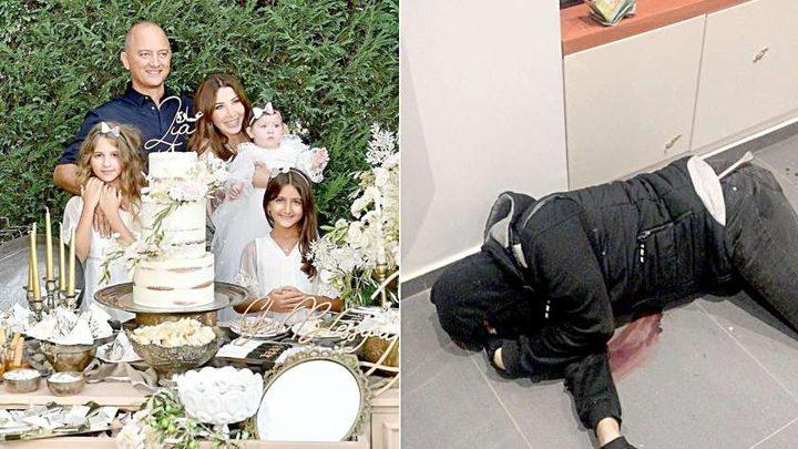 أسرة مقتحم منزل نانسي عجرم توافق على تسلّم الجثة
