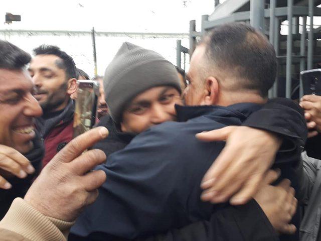 الاحتلال يفرج عن الأسير أبو حطب من عانين غربي جنين