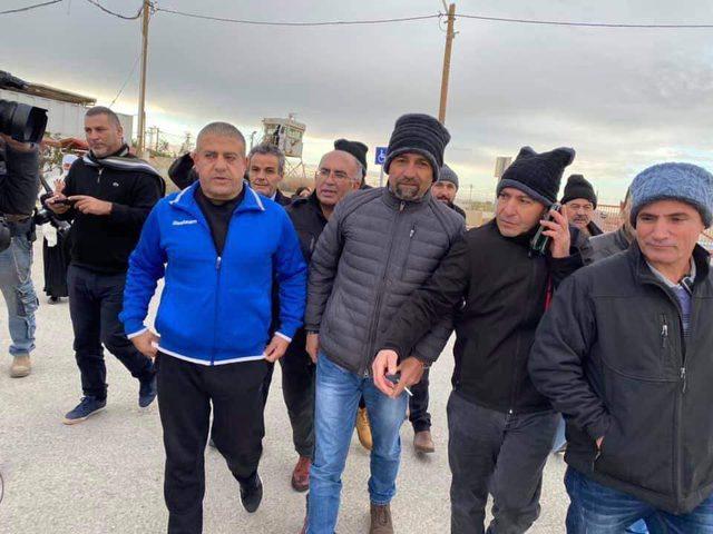 الاحتلال يفرج عن الأسير السوري صدقي المقت