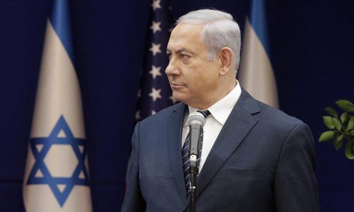 نتنياهو يرحب بفرض العقوبات الأمريكية الجديدة على إيران
