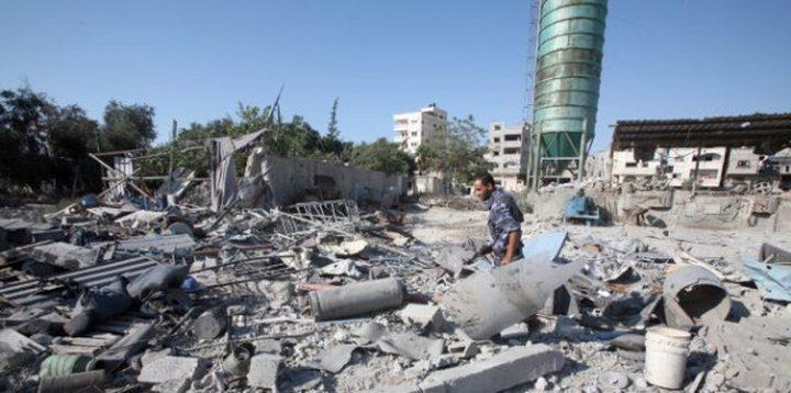 الطباع : قطاع غزة يمر بوضع اقتصادي كارثي