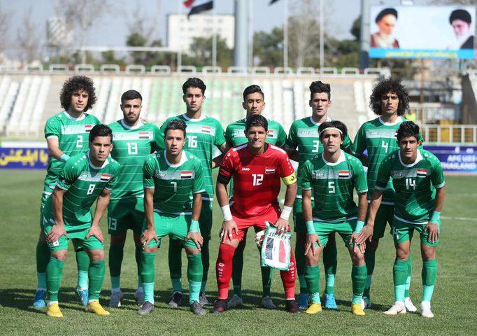 طاقم تحكيم اردني لمباراة اولمبي العراق وتايلند في بطولة اسيا