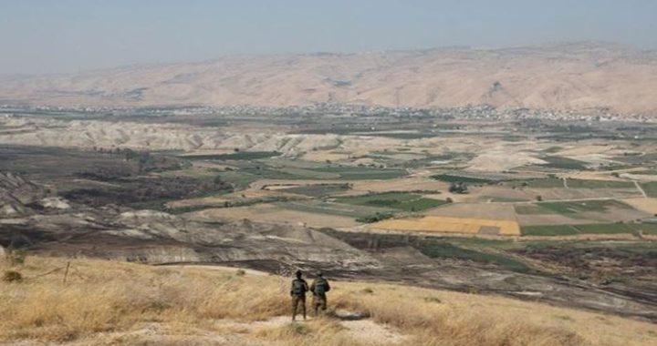 دغلس: الاحتلال يعمل على مخطط ضم الأغوار منذ وقت طويل