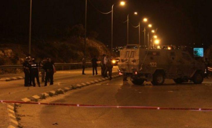 احتجاز مئات المركبات قرب قلنديا شمال القدس