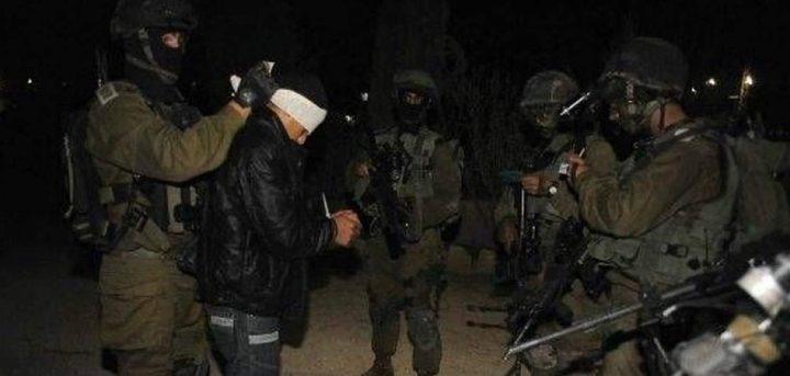الاحتلال يعتقل 4 فلسطينيين من غزة بزعم اجتيازهم السياج الفاصل