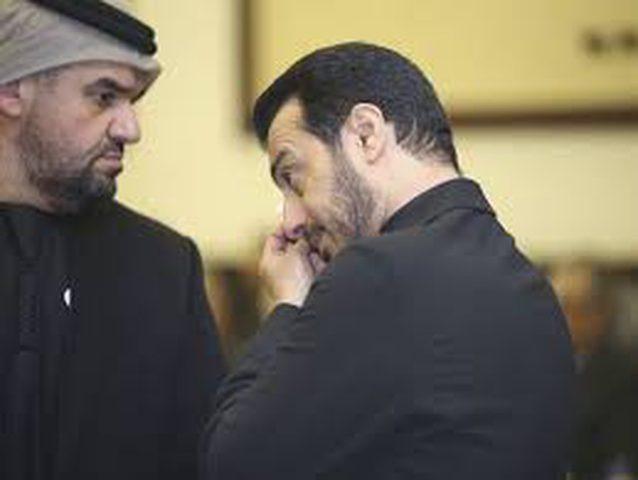 دموع إيهاب توفيق تخونه في عزاء والده