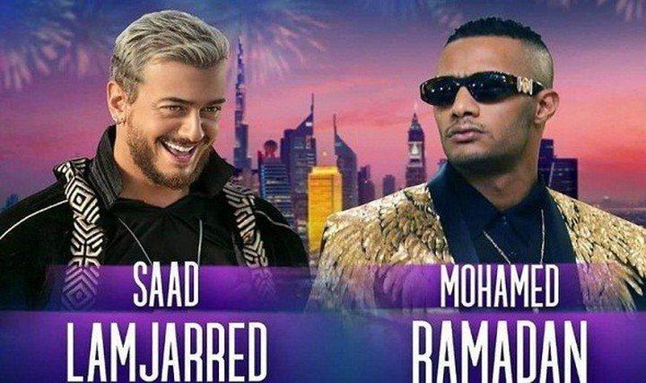 محمد رمضان وسعدالمجرد لعالم السينما قريبا