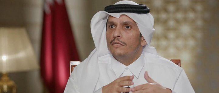 وزير خارجية قطر يزور العراق عقب التوتر الامريكي الايراني