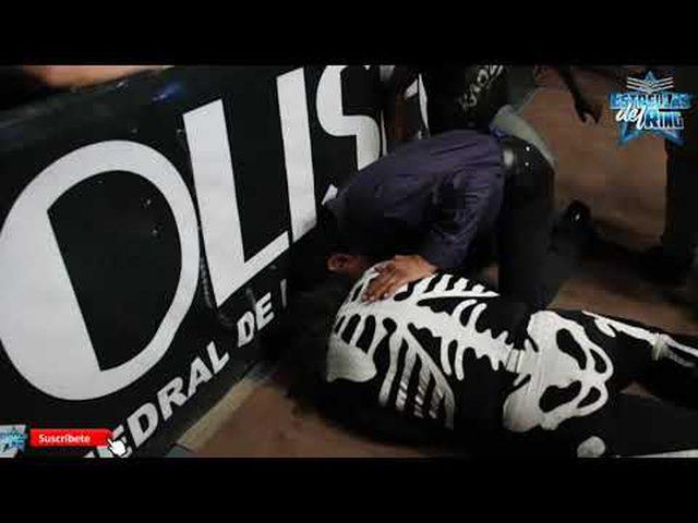 وفاة نجم المصارعة المكسيكية متأثراً بجروح خطيرة