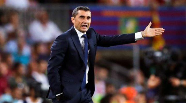 نادي برشلونة يبدأ إجراءات فسخ عقد فالفيردي