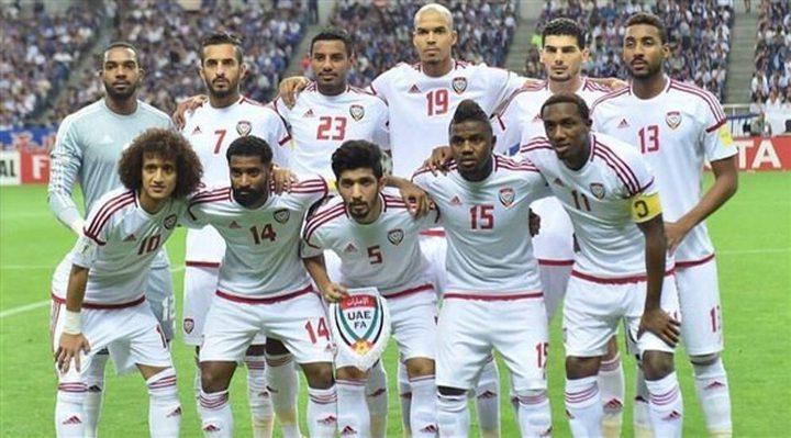 الإمارات في طريقها نحو الربع النهائي لكأس آسيا