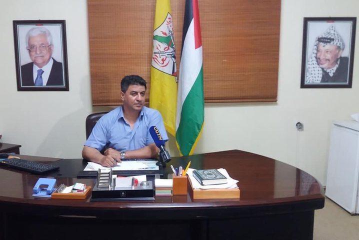أمن حماس يفرج عن المتحدث باسم فتح اياد نصر