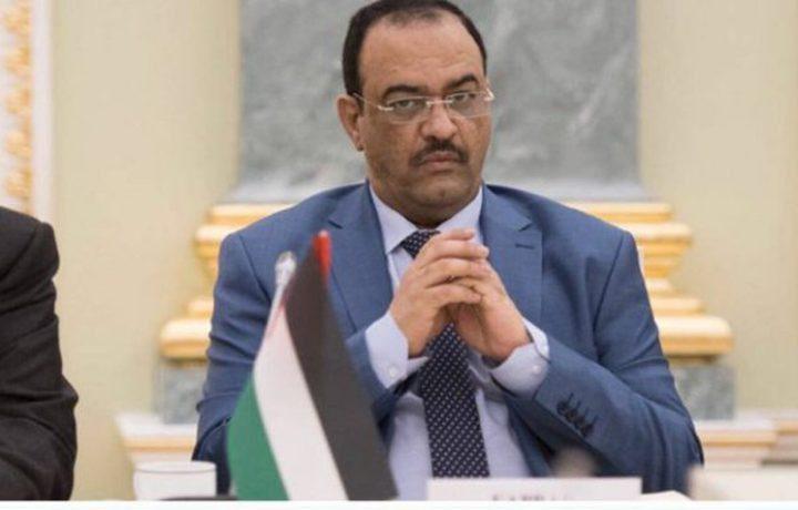 براك:ثقة ودعم عربي لجهود دولة فلسطين في سبيل مكافحة الفساد