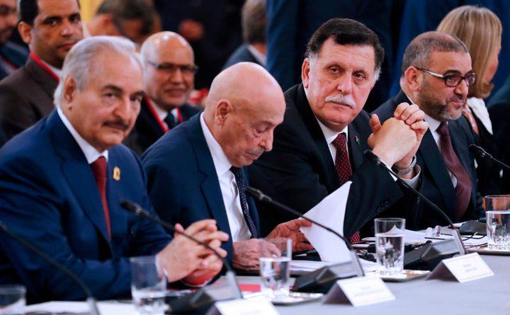 الإعلان عن انتهاء مفاوضات موسكو حول ليبيا ليوم الاثنين