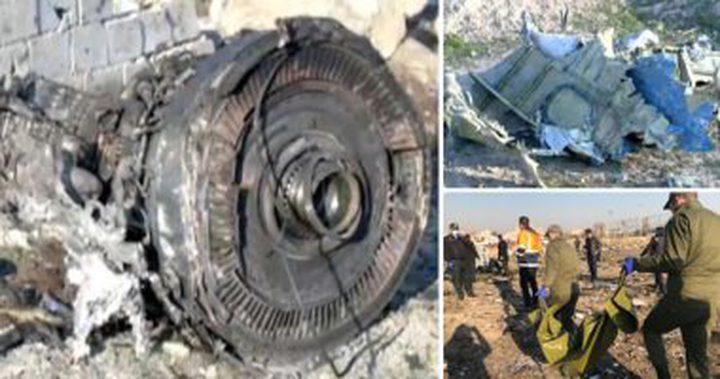 إيران: أرسلنا الصندوق الأسود للطائرة الأوكراينة إلى فرنسا