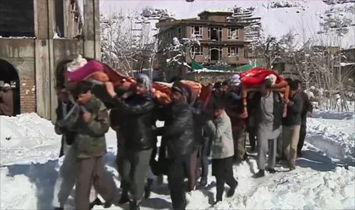 عشرات القتلى في انهيارات ثلجية في باكستان
