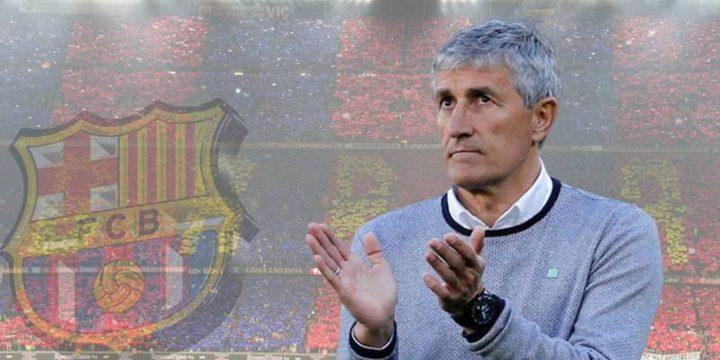حتى 2022...الإسباني كيكي سيتين مدربًا لبرشلونة