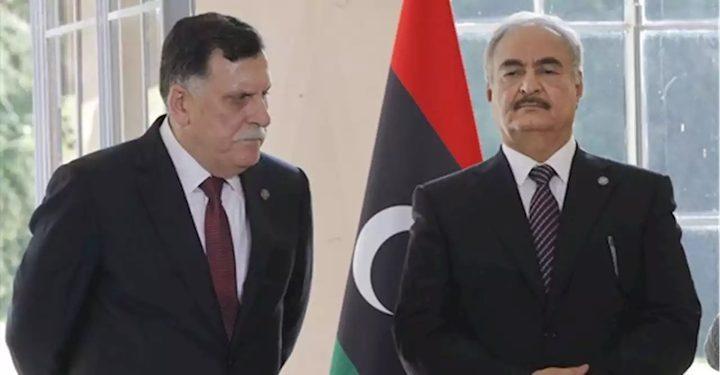 مؤتمر في ألمانيا بمشاركة السراج وحفتر لحل الخلاف الليبي