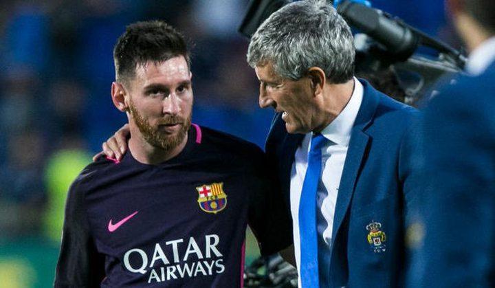 """النادي الكتالوني يعلن تفاصيل تقديم مدربه الجديد """"سيتين"""""""