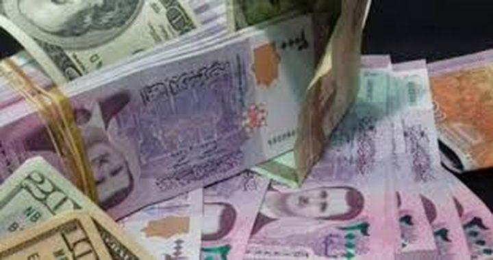 تواصل انخفاض سعر الليرة مقابل الدولار