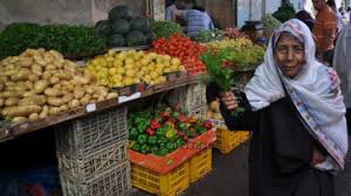 ارتفاع مؤشر غلاء المعيشة 1.58% خلال العام 2019