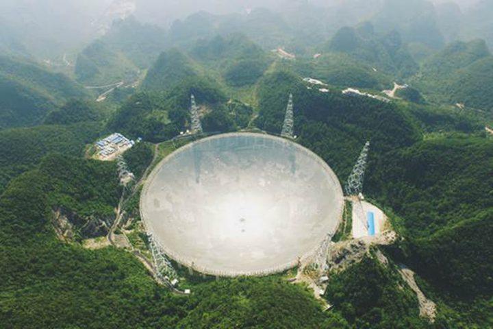 تعرفوا على مواصفات التلسكوب العملاق الذي شغلته الصين