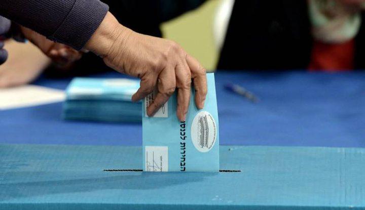بدء تقديم طلبات ترشح قوائم الأحزاب المشاركة بانتخابات الكنيست