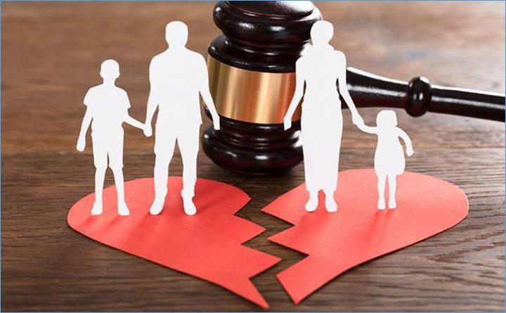 دراسة أمريكية: الطلاق يؤدي إلى تدهور صحة الأبناء