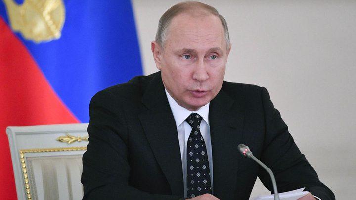 بوتن يعلن الموافقة على استقالة الحكومة الروسية